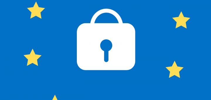 Datenschutzsymbol